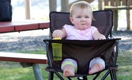 ciao baby Portable Highchair  Groupon Goods