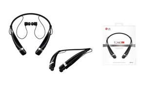 Up To 47% Off on LG Tone Bluetooth Stereo Earbuds