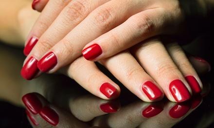Ricostruzione unghie con acrilico e 2 refill da On Hair (sconto fino a 69%)