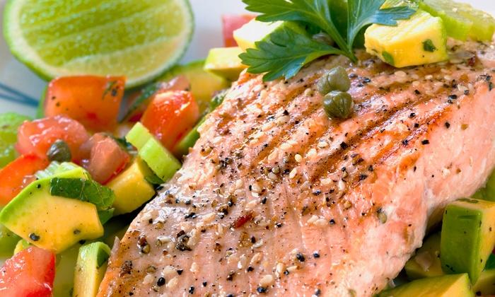 fresh healthy tasty