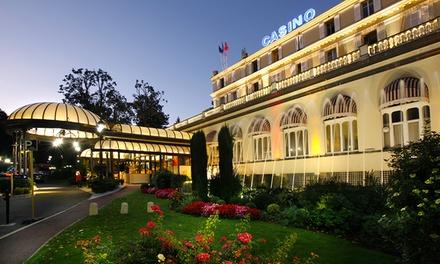 Lac Léman: 1 à 3 nuits pour 2 avec PDJ, Champagne, Espace bien être et option Dîner au Grand Hôtel Domaine de Divonne