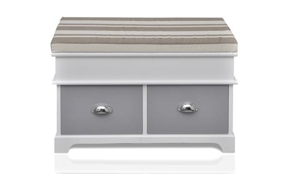 banc de rangement avec tiroirs et paniers au choix des 79 99 livraison offerte jusqu a 26 de reduction