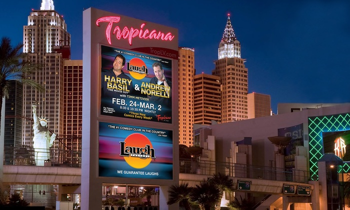 Laugh Factory Las Vegas Discount Tickets
