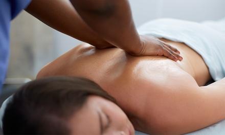 1, 2 ou 3 visitas de massagem relaxante no Portal de Gaia – João Pinheiro