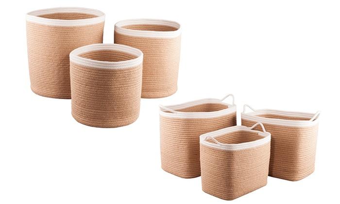 3erSet Korb fr Badezimmer  Groupon Goods