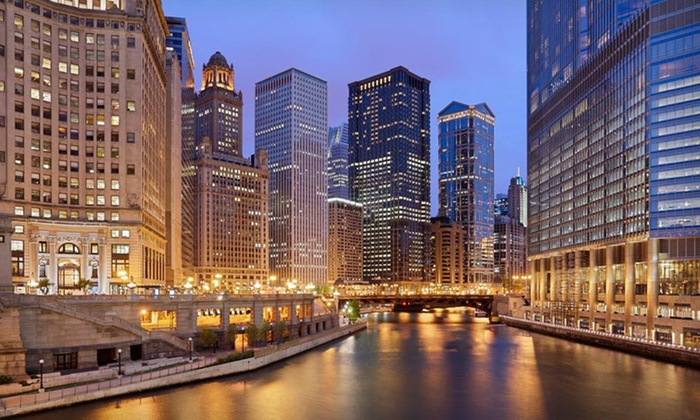 CORP DoubleTree by Hilton Chicago  Magnificent Mile