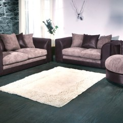 Swivel Chair Sofa Set Wicker Kitchen Chairs 3 Seater And Design Ideas Milo Two Three Seat Groupon Goods