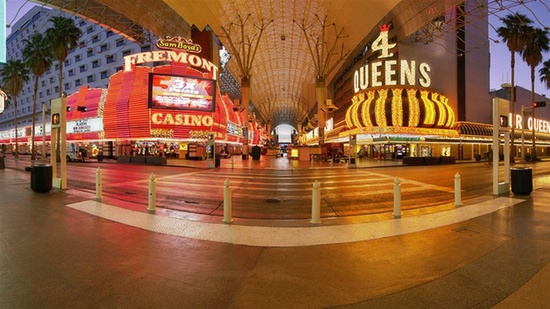 Fremont Hotel  Casino  Las Vegas