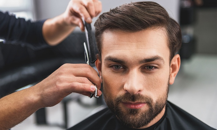 Boys39 or Kids Haircut The Gentlemens Lounge Groupon