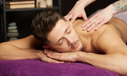 Choice of 45 , 60 , or 90 Minute Spa Treatment for One or Two at Atmosphere Spa1 (Up to 62% Off)