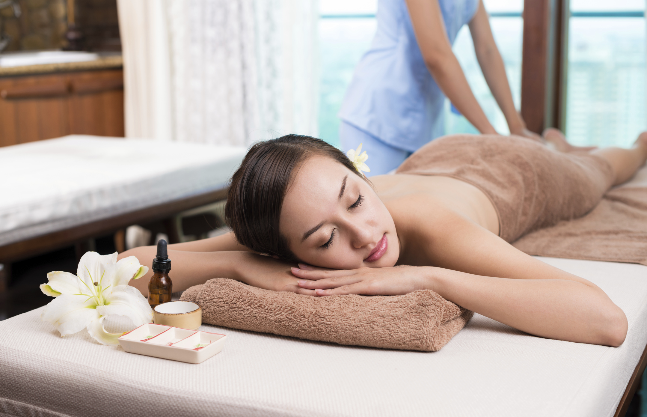 Full Body Massage Head and Shoulder Massage  MORE at
