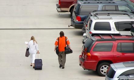 Fino a 8 giorni frazionabili di parcheggio custodito allOrange Airport Parking (sconto 55%)