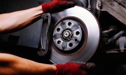 Bono Pneus – Portão: revisão de freios, suspensão ou motor