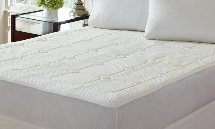 LowProfile MemoryFoam Mattress Topper and Pad with