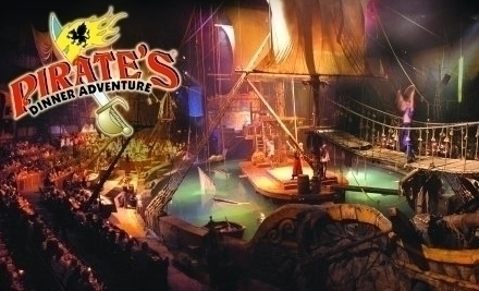 Pirates Dinner Adventure  Buena Park CA  Groupon