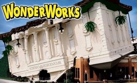 WonderWorks  Orlando FL  Groupon