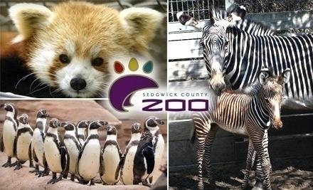 Sedgwick County Zoo  Wichita KS  Groupon