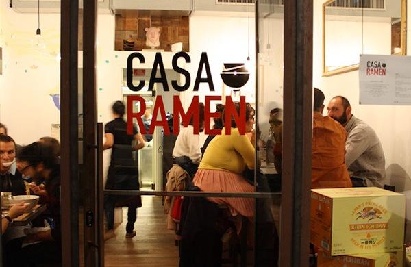 Casa Ramen a Milano come in Giappone