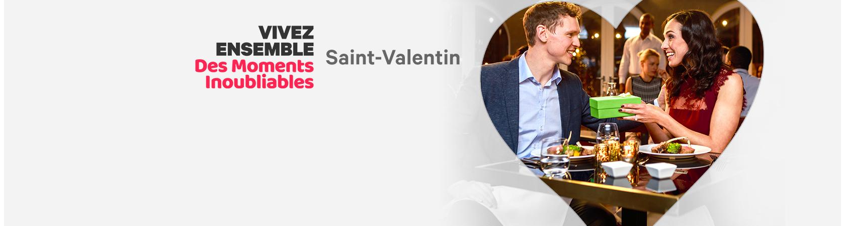 Saint Valentin Groupon