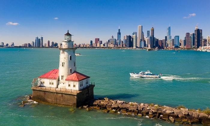 chicago urban adventure river