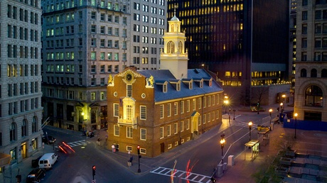 The Old State House Museum - Any Available Date From Nov 28, 2017-April 28, 2018