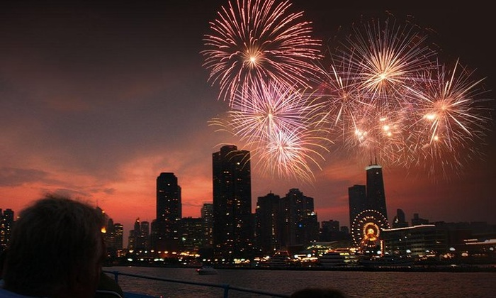 chicago 3d fireworks cruise