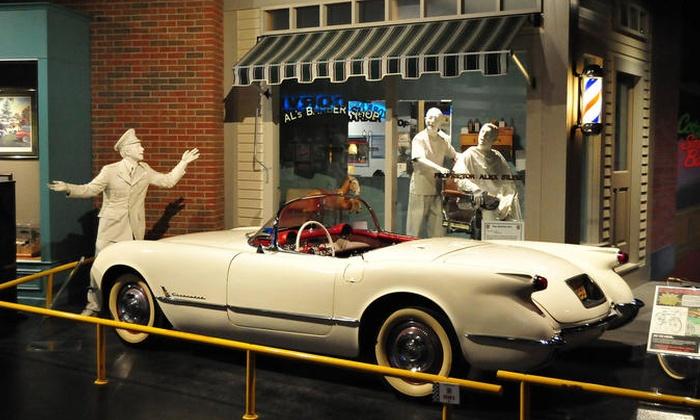 National Corvette Museum National Corvette Museum Groupon