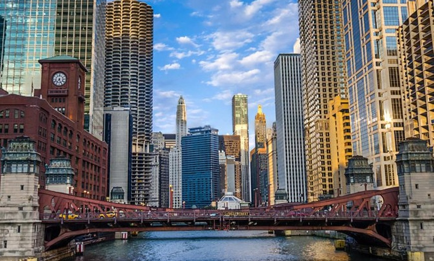 Chicago River Boat Architectu Chicago River Boat Architecture Tours Groupon