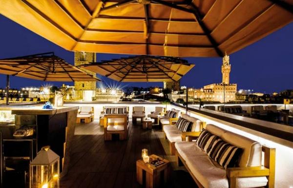 Aperitivo con vista su Firenze 5 terrazze imperdibili