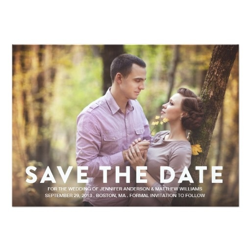 7 save the date