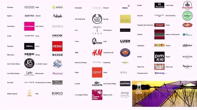 Centre Commercial Rives DArcins Le Meilleur Shopping De