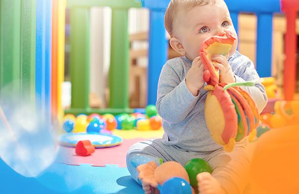 When Do Infants Start Laugh