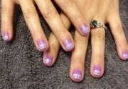 six unique manicures salt