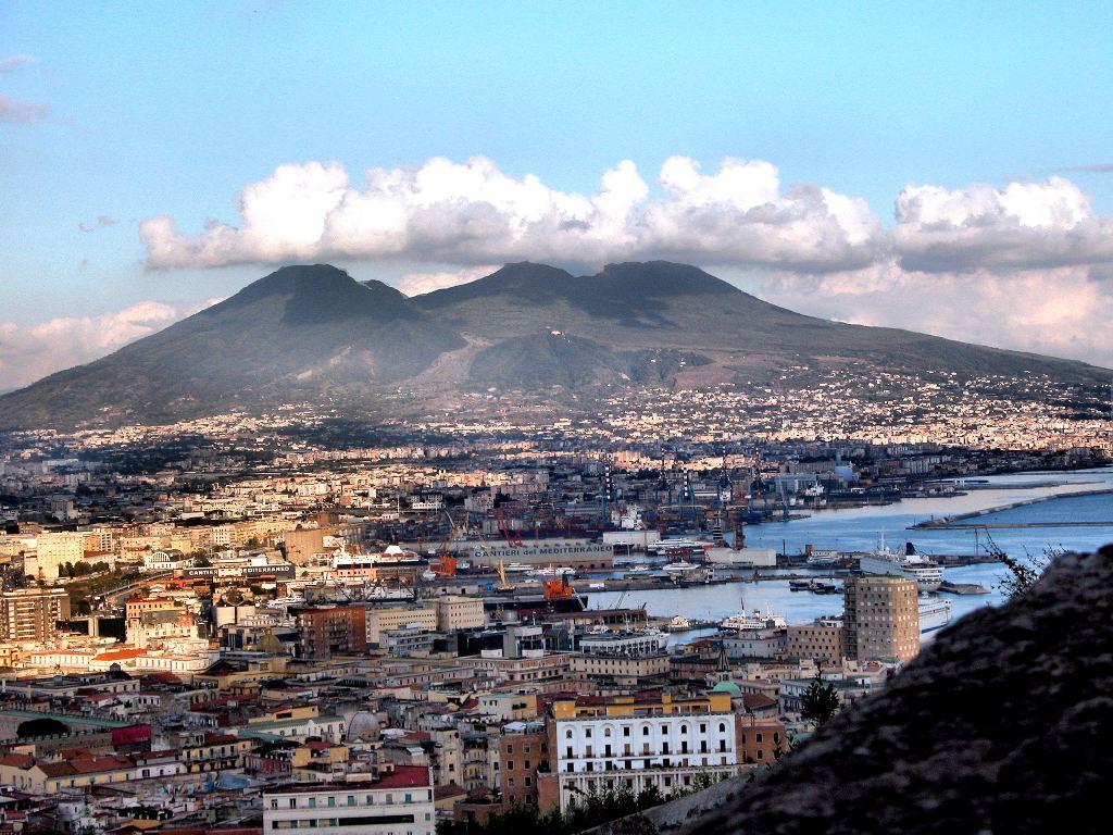 I luoghi pi romantici di Napoli