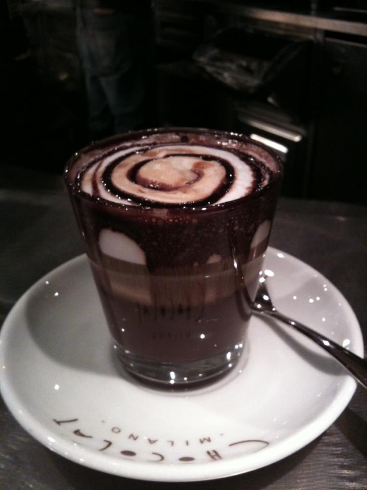 Milano 7 posti dove bere unottima cioccolata calda