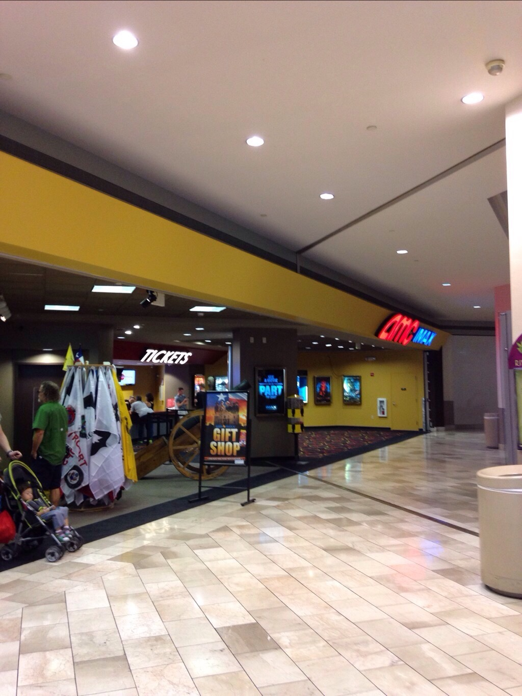 Alamo IMAX Theatre Rivercenter  San Antonio TX  Groupon