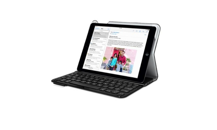 Logitech Ultrathin Folio Keyboard Case for iPad Air (1st