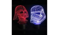 Star Wars 3D Illusion LED Decorative Lights (1 or 2-Pack ...