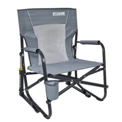Portable Folding Chairs Man Recliner Chair Gci Outdoor Firepit Rocker Low Rocking Groupon Sold By Trader Tom
