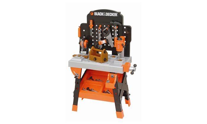 Black And Decker Junior Power Workbench