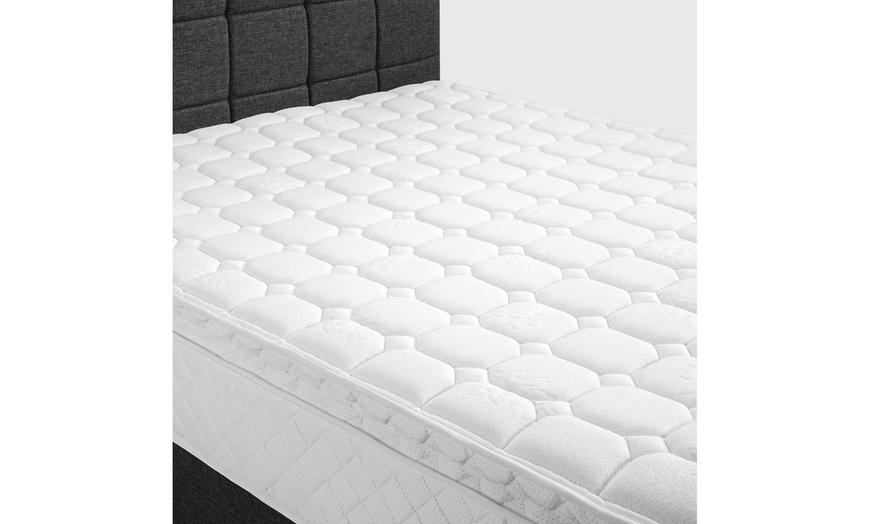 zinus dream pillow top 10 innerspring mattress