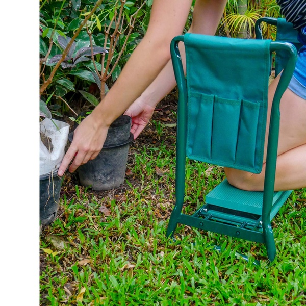 Up To 78 Off On Garden Kneeler And Seat With Groupon Goods