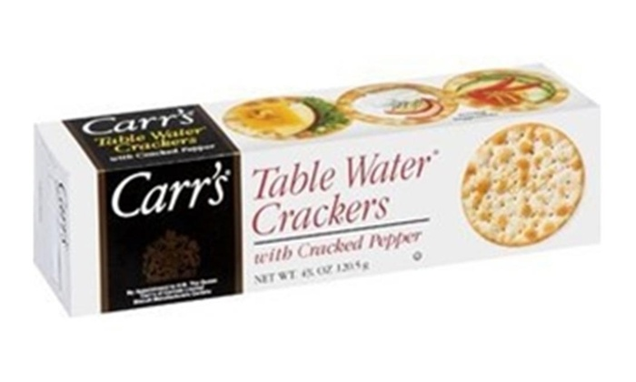 Table Water Biscuit