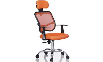 desk chair groupon seat lifts for chairs armen living bellevue office shop modern ergonomic mesh computer