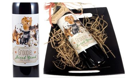 Dog/Cat Wine Gift Basket