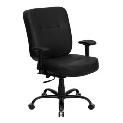 Desk Chair Groupon 24 7 Office Chairs Big And Tall