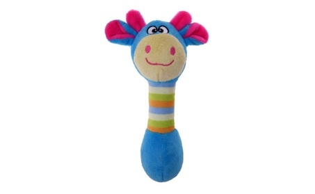 Pet Puppy Dog Toys Plush Sound Squeaker Chewing Toys