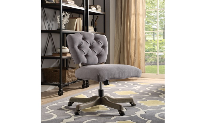 desk chair groupon industry west chairs up to 40 off on rebecca office goods