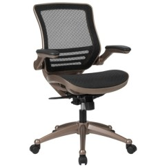 Desk Chair Groupon Diy Accent Plans Up To 47 Off On Black Mid Back Exec Mesh Goods