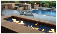 Fire Pit Essentials Blended Fire Glass for Fireplace 10 ...